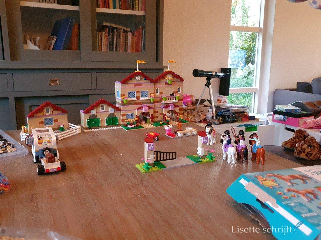 hoogbegaafde kinderen in lockdown lego huren