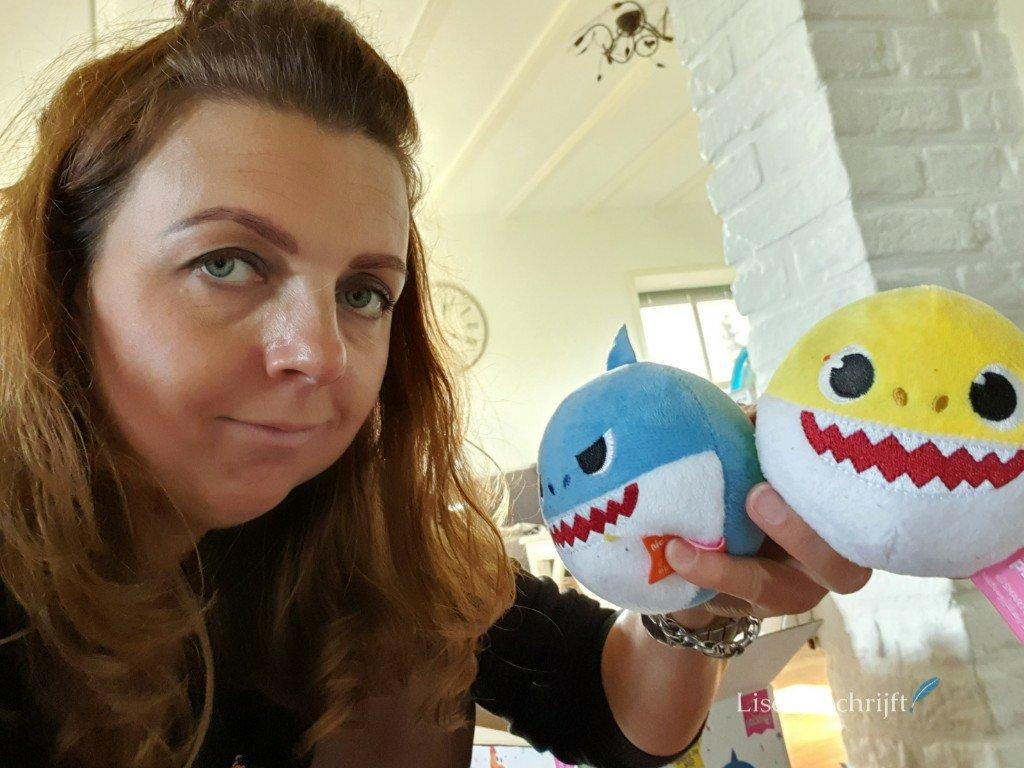 Baby Shark speelgoed en knuffels