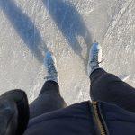 Als er ijs ligt móet ik schaatsen van mezelf (ook al wil ik niet)