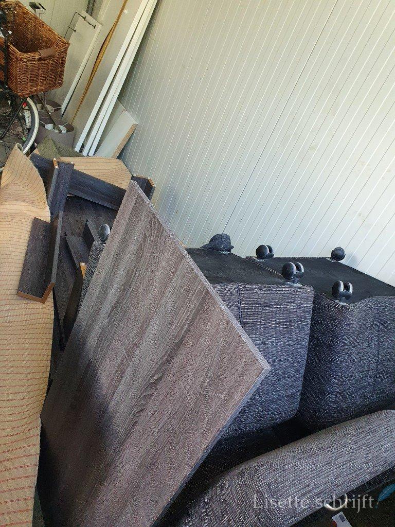 meubels van marktplaats uitzet