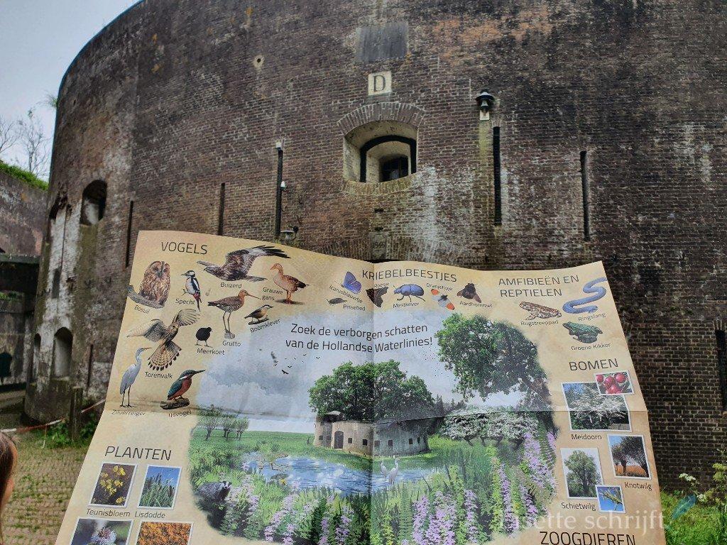 Speurtocht Fort Everdingen