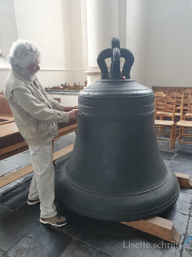 de oude klokkentoren van Vianen