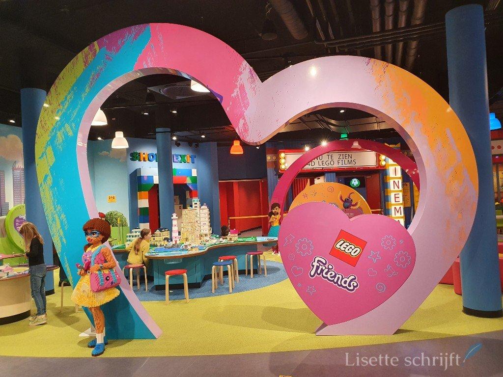 Lego Friends in Legoland Discovery Centre Scheveningen