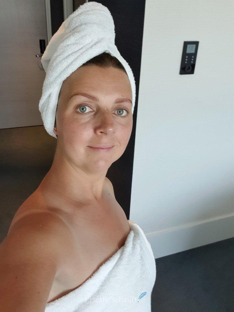 wellness alleen in een hotel