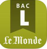 Bac L Le Monde appli