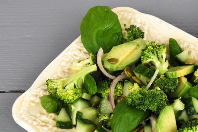Spis så mye du vil! Foto: Lise von Krogh