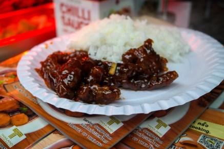 Asiatiske smaker. Foto: Lise von Krogh.