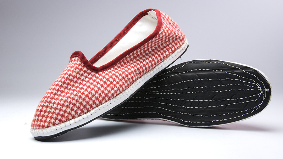 scarpe friulane artigianali per donna