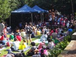 Hornsby South Public School band