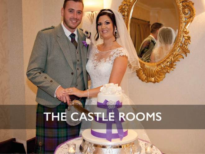 The Castle Rooms in Uddingston, Glasgow - part of the Lisini Pub Company Group