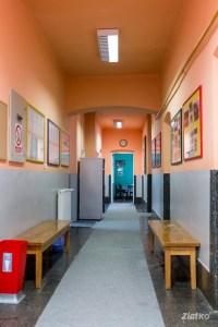 Glazbena škola - hodnik