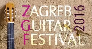 "Rezultati natjecanja ""Zagreb Guitar Festival"""