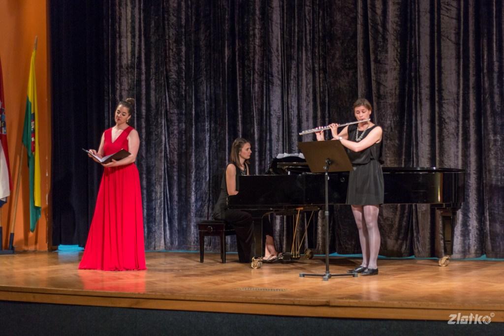Koncert – Le Trio