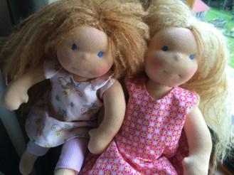 Livia und Annika