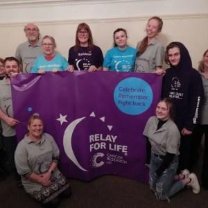 Committee of Liskeard Relay for Life