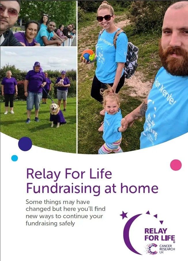 Fundraising Leaflet