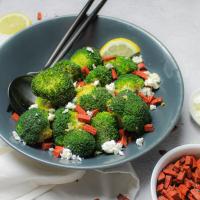 Kruidige broccoli salade