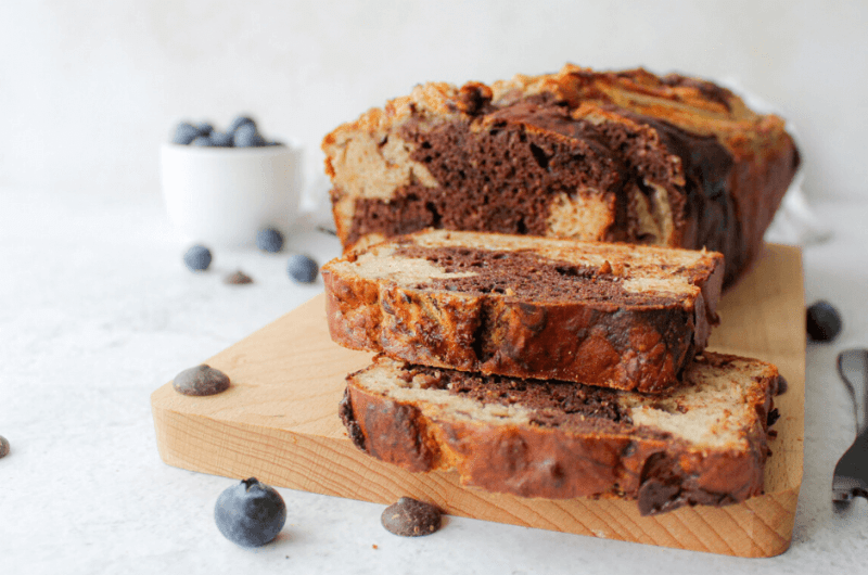 Marmer banana bread