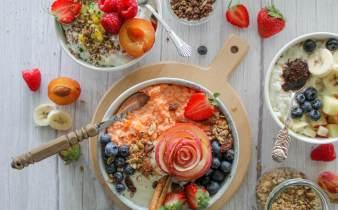 Groente in je ontbijt