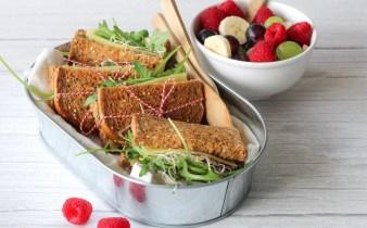Gezond en gevarieerd lunchen
