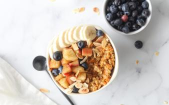 Carrotcake oats