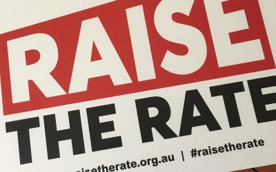 Media Release: Lismore Chamber of Commerce and Industry backs ACOSS Raise the Rate campaign