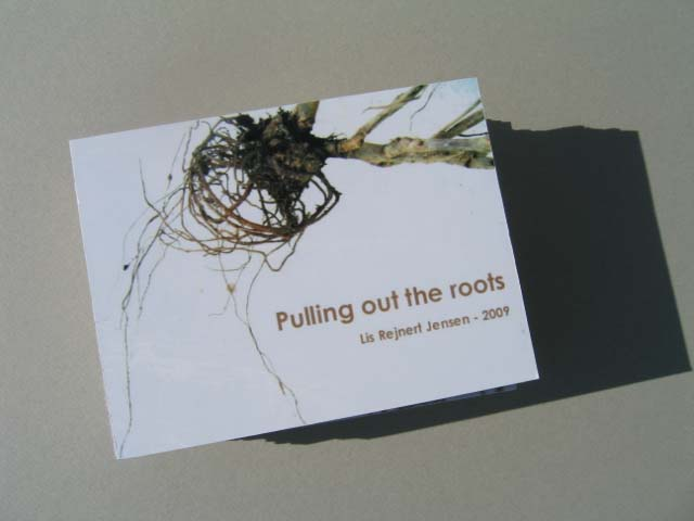 Pulling out the roots C