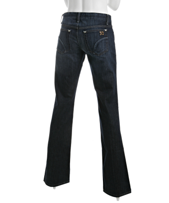 Joe's Jeans (Rocker cut) I have, but want in a darker wash, like this