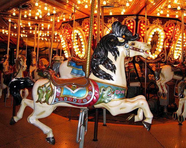 christmas-carousel