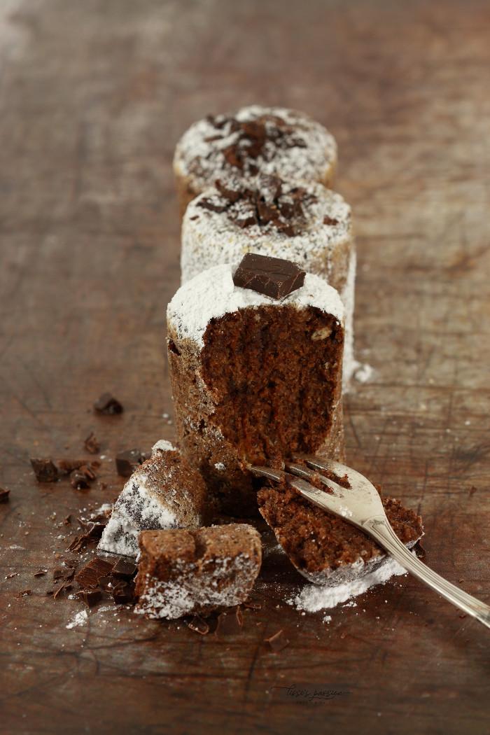 Schokoladenküchlein aus dem Weck-Glas