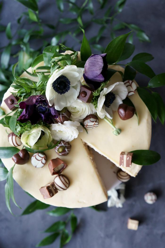 Pralinen Torte