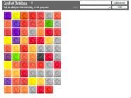 Minimal Comforts website (2005)