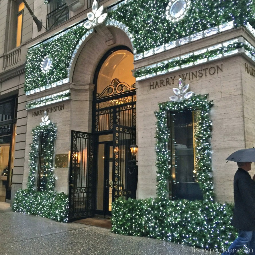 Diamonds rule at Harry Winston