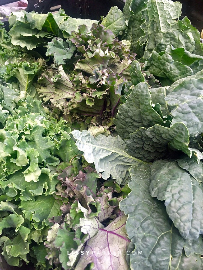 Kale varieties