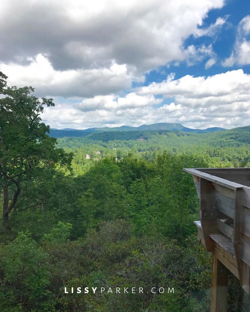 big mountain view