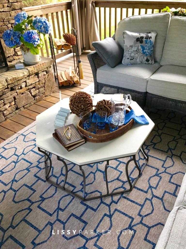 summer house porch