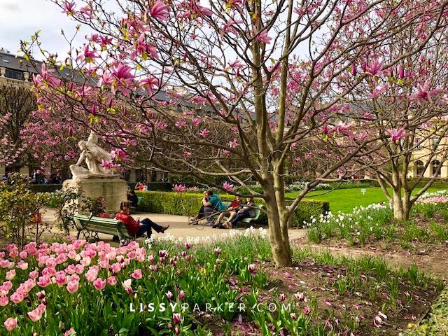 french gardens