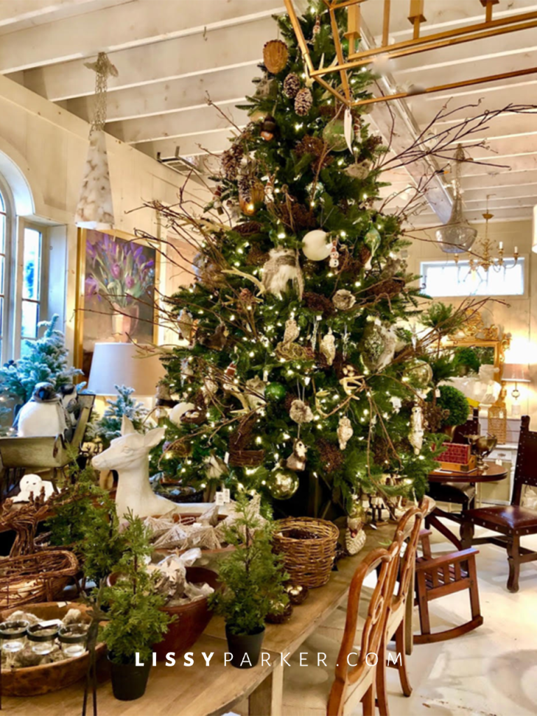 Christmas at boxwoods