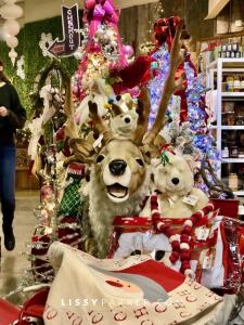 Lucy's Market, Atlanta, Christmas