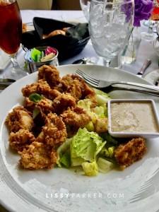savannah lunch
