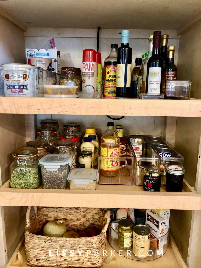 pantry for quarantine