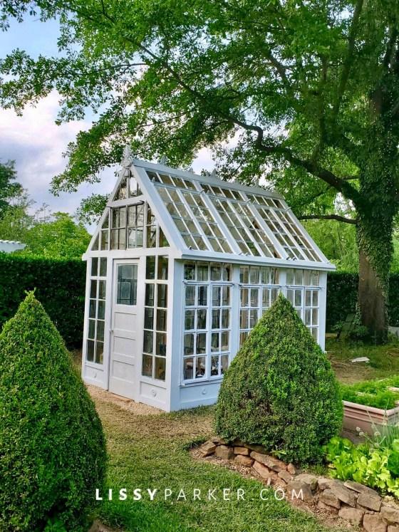 Randy's green house