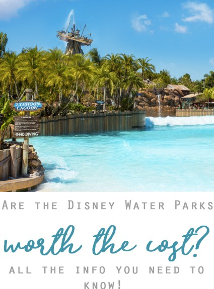 Disney Water Parks – Worth it? Or Not?