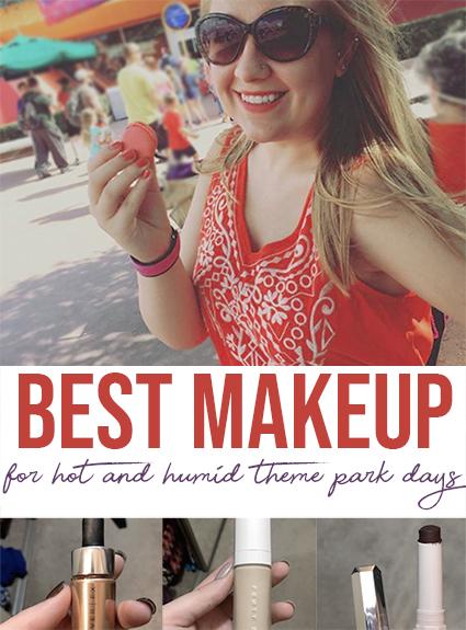 theme park makeup