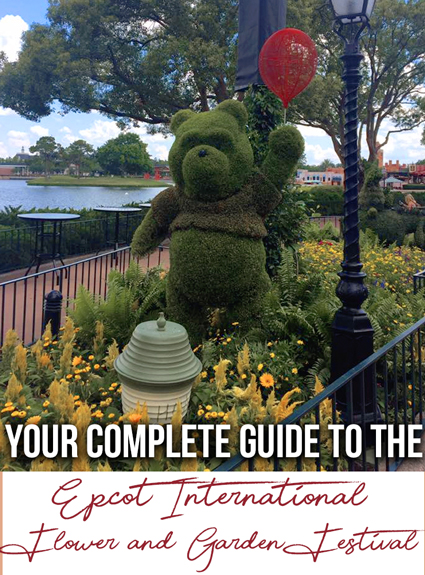 All You Need to Know About the Epcot International Flower and Garden Festival