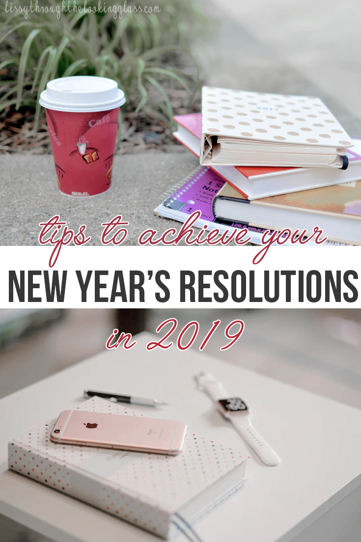how to stick to new year's resolutions