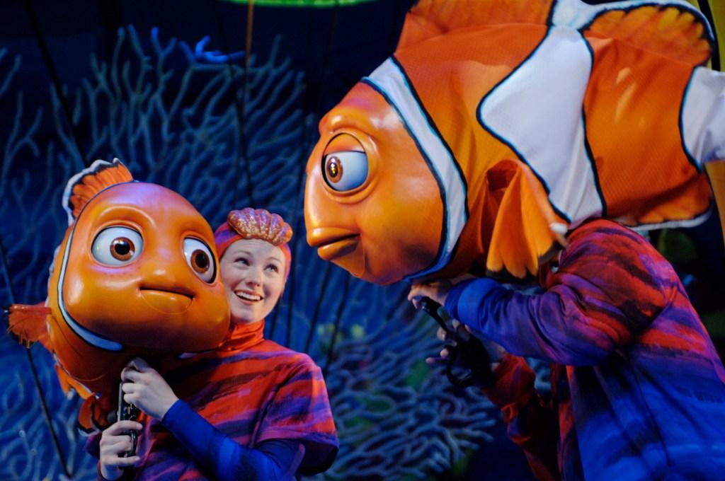 Disney stage shows