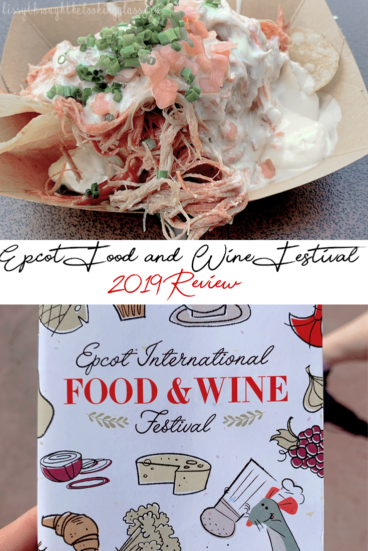 Food and Wine Review 2019