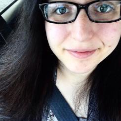 The blogger, Alyssa Hubbard (LissyWrites)
