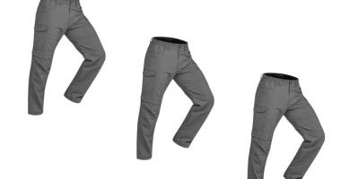 los mejores pantalones de trekking